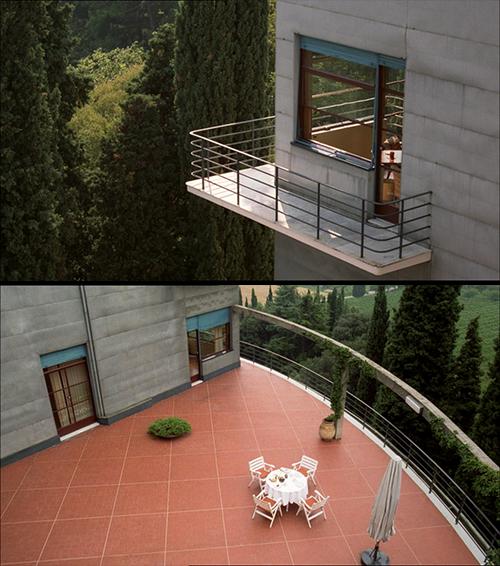 Il Girasole. A House Near Verona