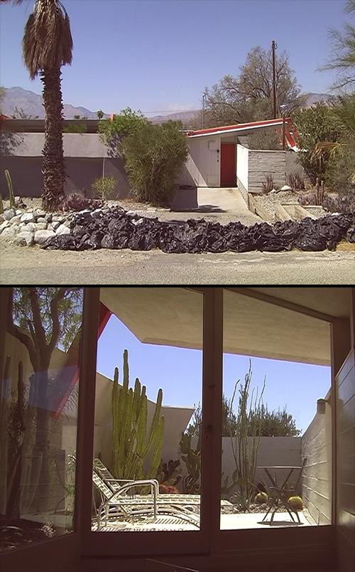 John Lautner. The Desert Hot Springs Motel