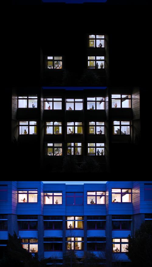 Kammermusik. Audiovisuelles Gebäudeklangporträt